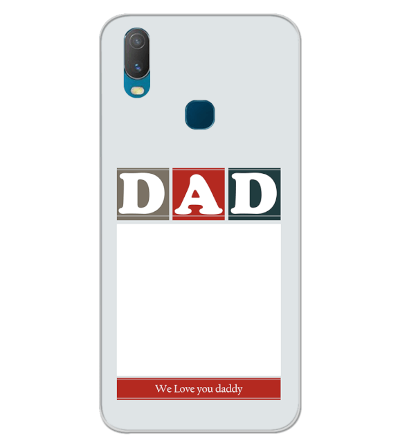 Love Dad Back Cover for Vivo Y11 (2019)