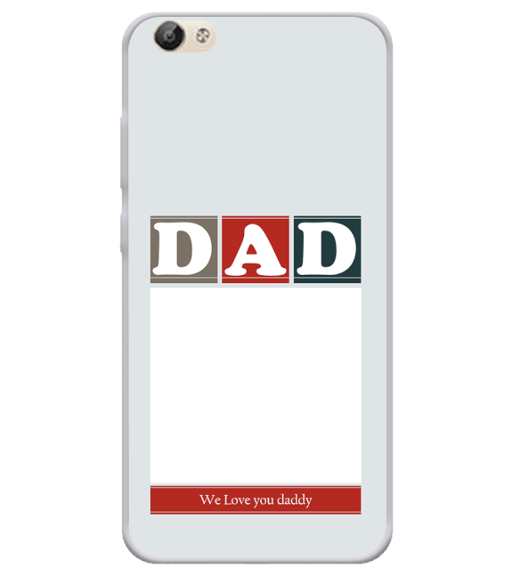 Love Dad Back Cover for Vivo Y66