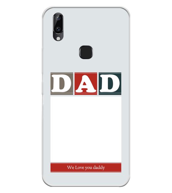 Love Dad Back Cover for Vivo Y83 Pro
