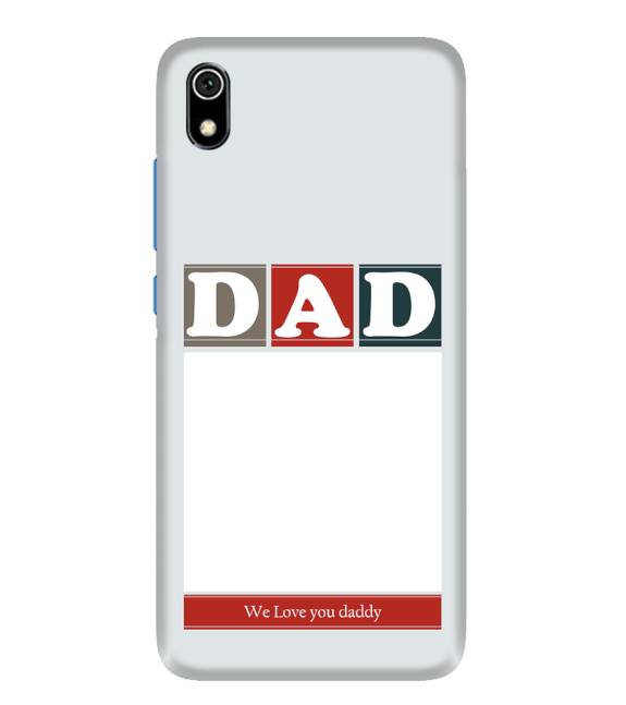 Love Dad Back Cover for Xiaomi Redmi 7A