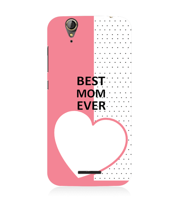 Love Mom Back Cover for Acer Liquid Zade 630