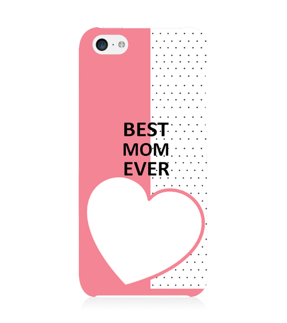 Love Mom Back Cover for Apple iPhone 5c