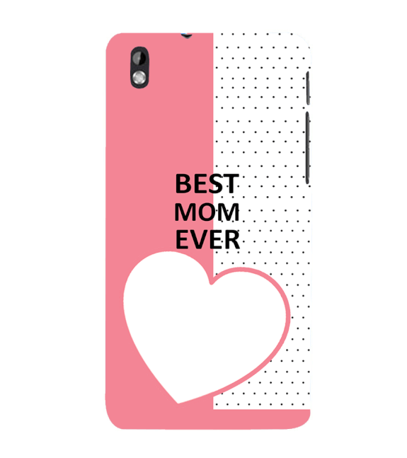 Love Mom Back Cover for HTC Desire 816