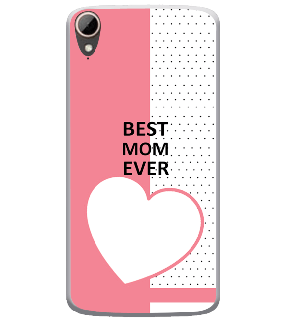 Love Mom Back Cover for HTC Desire 828