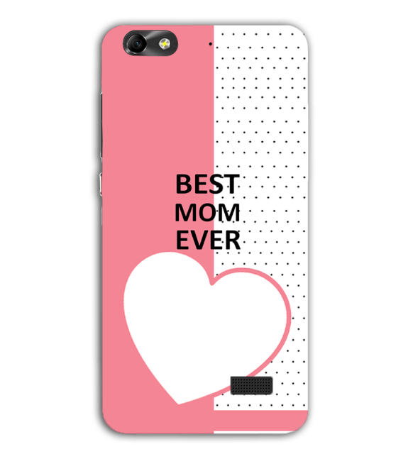 Love Mom Back Cover for Huawei Honor 4C