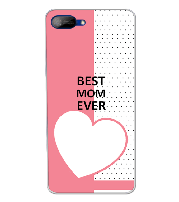 Love Mom Back Cover for Itel A25