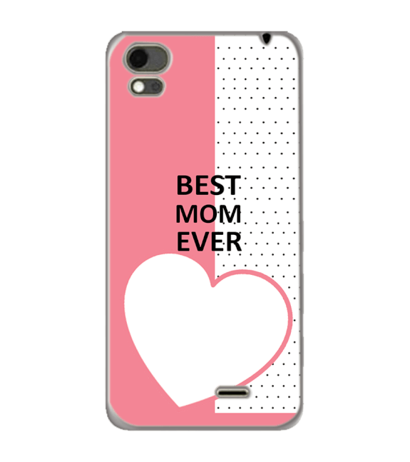 Love Mom Back Cover for Karbonn Aura Note 4G