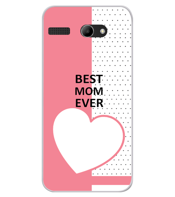 Love Mom Back Cover for Lava Iris Atom X