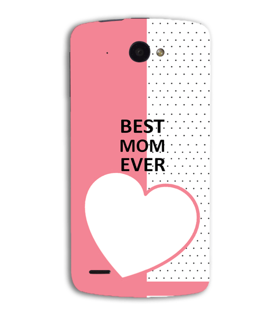 Love Mom Back Cover for Lenovo S920