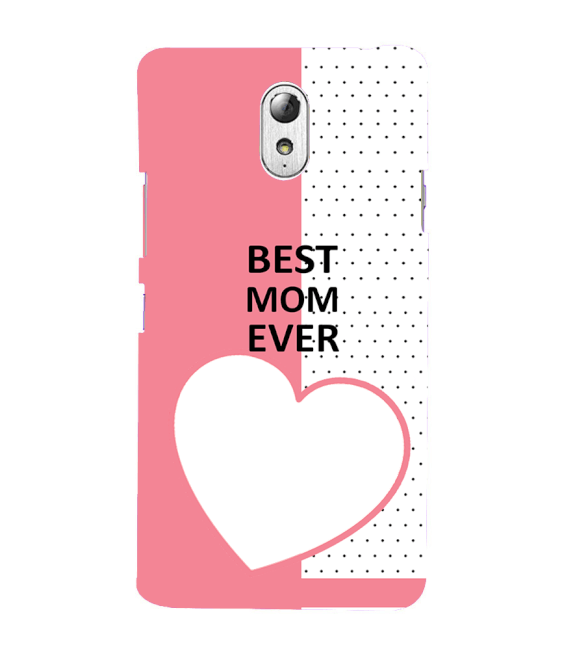 Love Mom Back Cover for Lenovo Vibe P1M