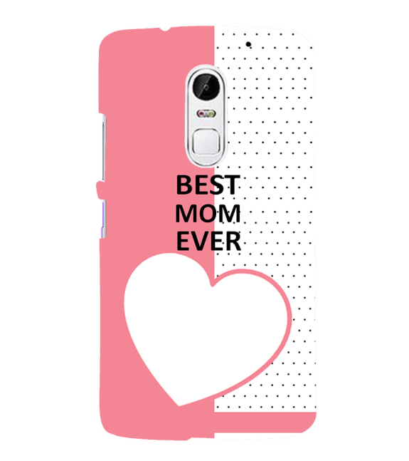 Love Mom Back Cover for Lenovo Vibe X3