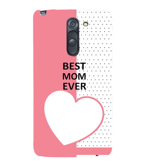 Love Mom Back Cover for LG G3 Stylus