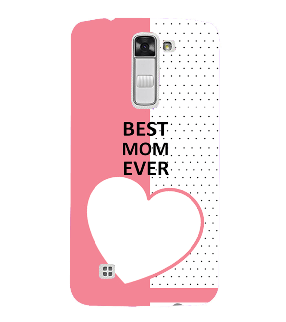 Love Mom Back Cover for LG K10