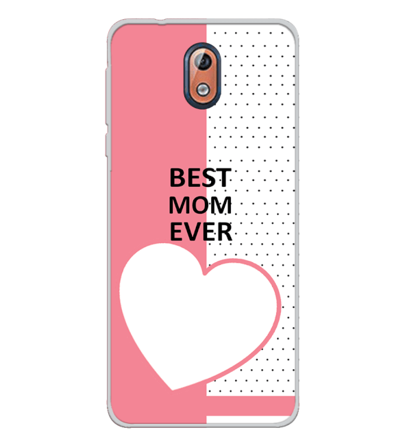 Love Mom Back Cover for Nokia 3.1 (2018)