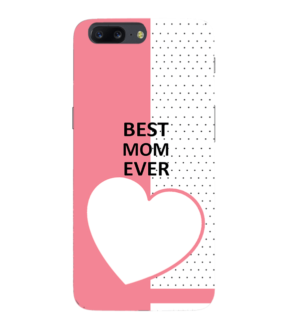 Love Mom Back Cover for OnePlus 5