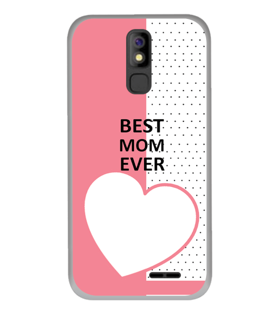 Love Mom Back Cover for Panasonic P100