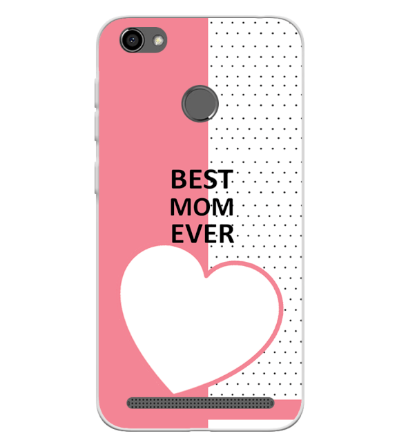 Love Mom Back Cover for Panasonic P85 NXT