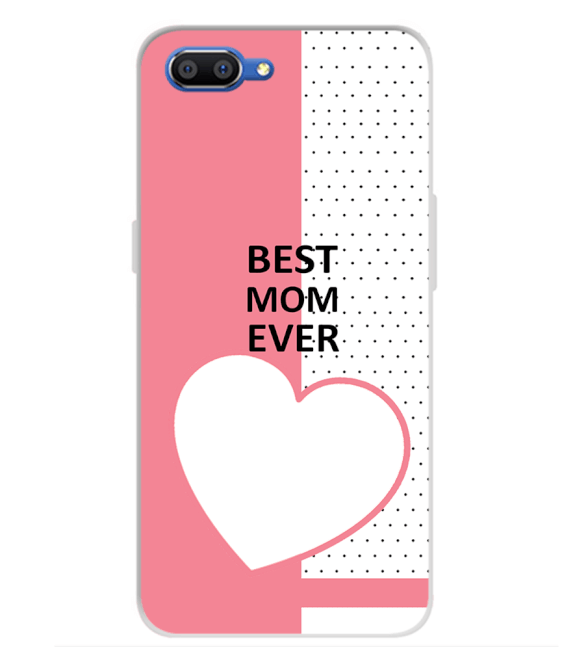 Love Mom Back Cover for Realme C1 (2019)