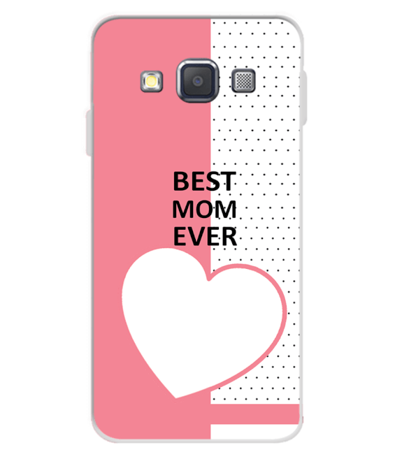 Love Mom Back Cover for Samsung Galaxy A3 (2015)