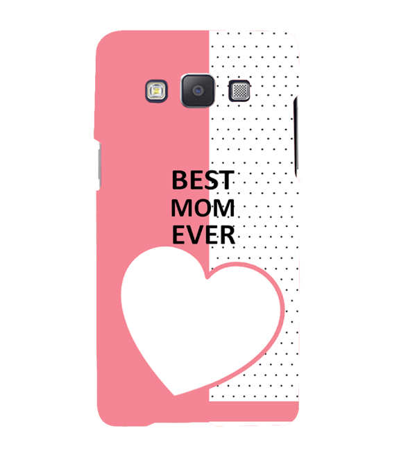 Love Mom Back Cover for Samsung Galaxy A7 (2015)