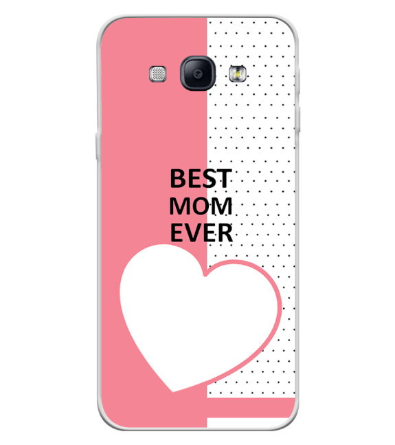 Love Mom Back Cover for Samsung Galaxy A8 (2015)