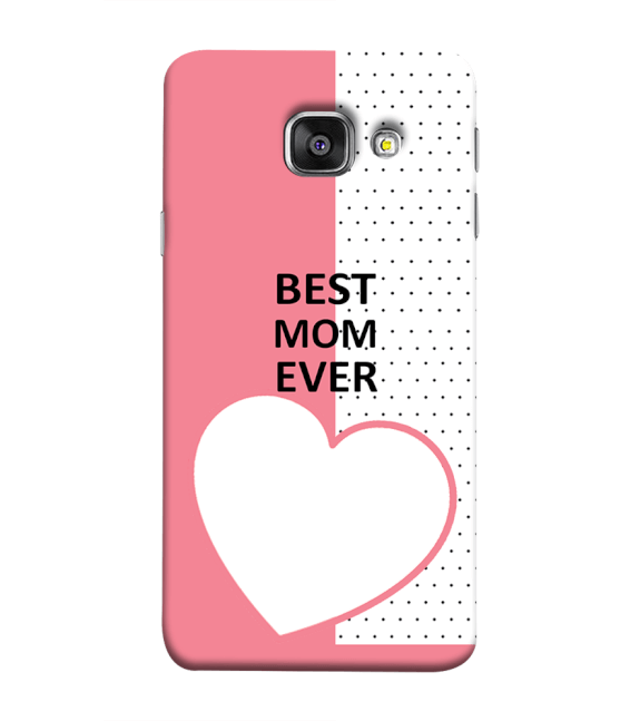 Love Mom Back Cover for Samsung Galaxy A9 Pro