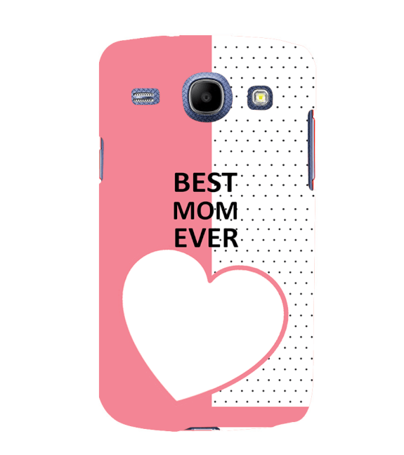 Love Mom Back Cover for Samsung Galaxy Core I8260