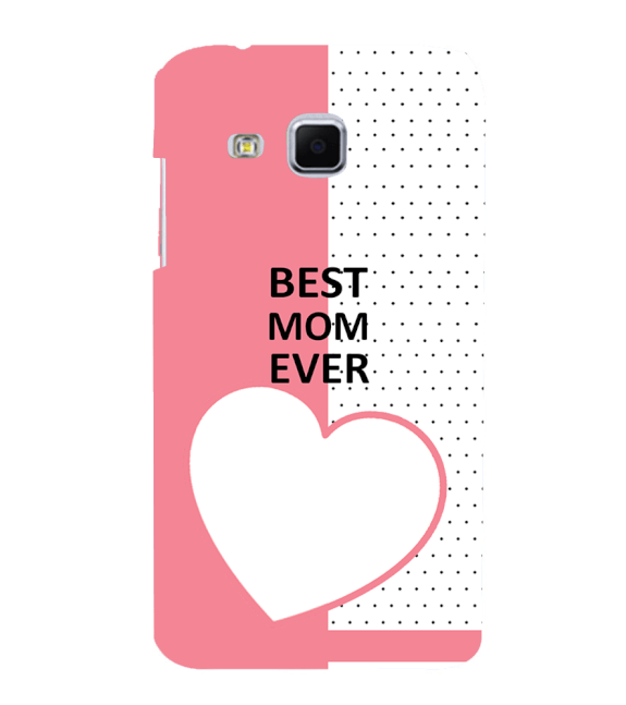 Love Mom Back Cover for Samsung Galaxy J3