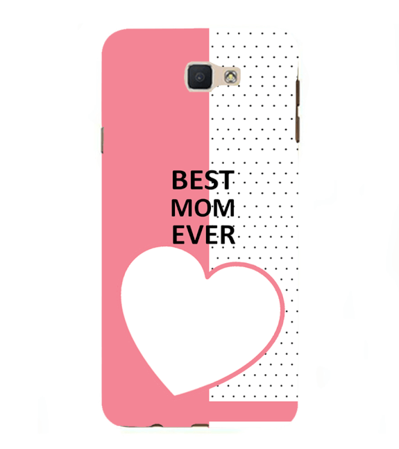 Love Mom Back Cover for Samsung Galaxy J7 Prime (2016)