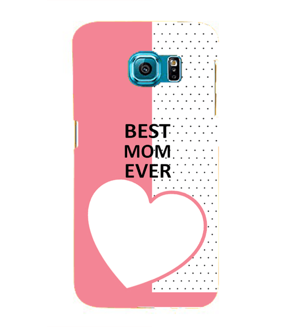Love Mom Back Cover for Samsung Galaxy S6 Edge
