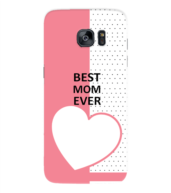 Love Mom Back Cover for Samsung Galaxy S7 Edge