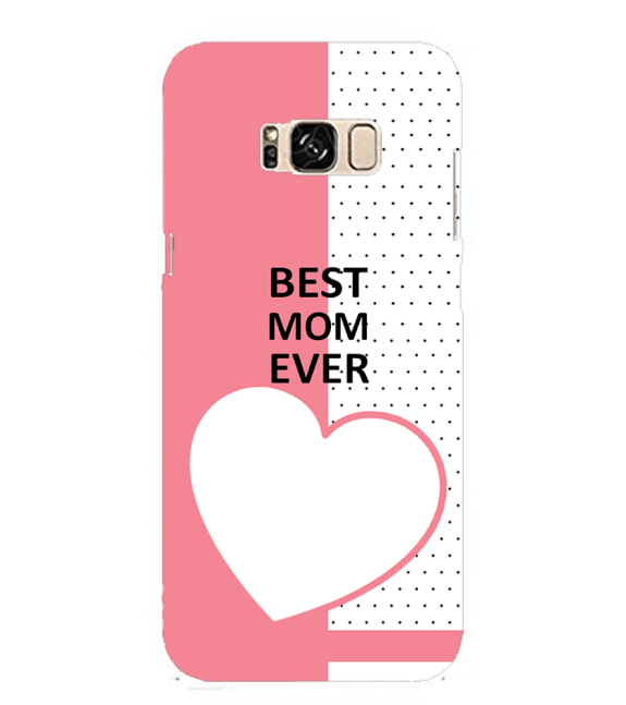 Love Mom Back Cover for Samsung Galaxy S8 Plus