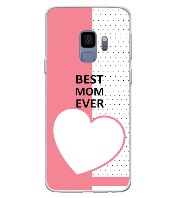Love Mom Back Cover for Samsung Galaxy S9