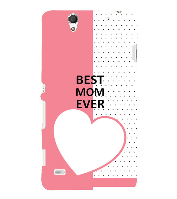 Love Mom Back Cover for Sony Xperia C4