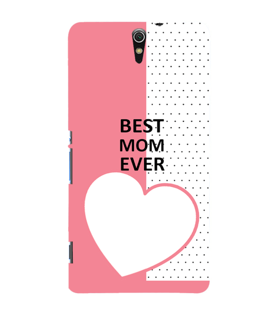 Love Mom Back Cover for Sony Xperia C5