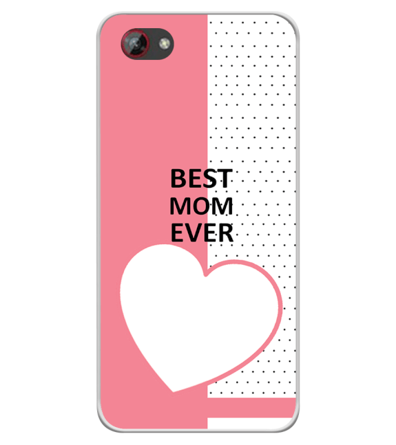Love Mom Back Cover for Spice F301