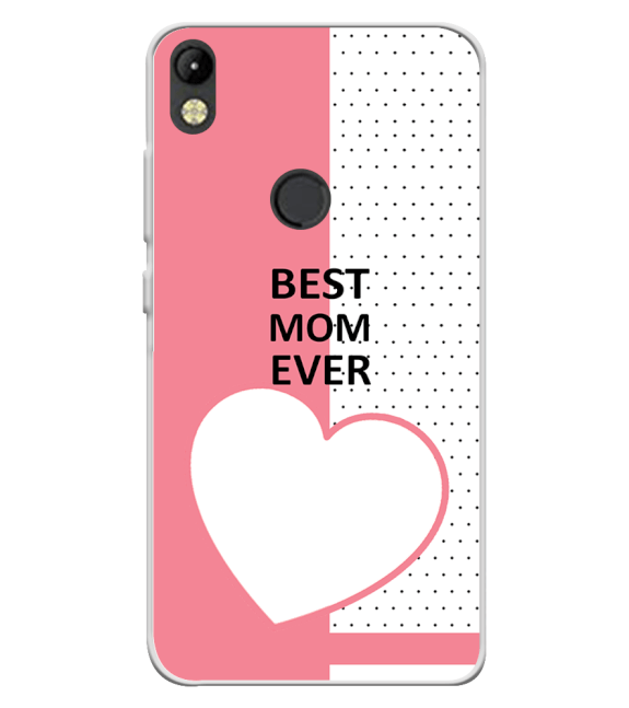 Love Mom Back Cover for Tecno Camon I