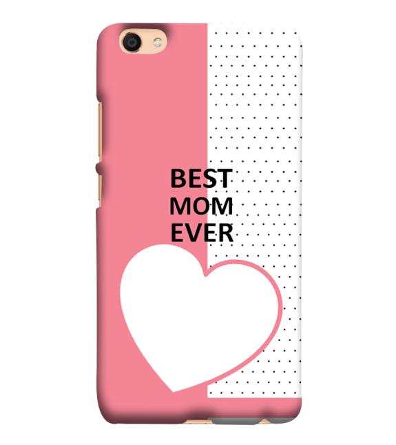 Love Mom Back Cover for Vivo V5 : V5s