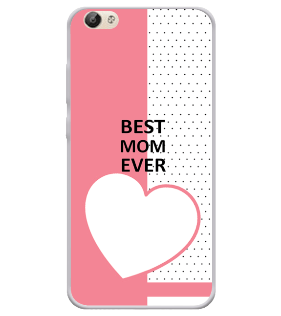 Love Mom Back Cover for Vivo Y66
