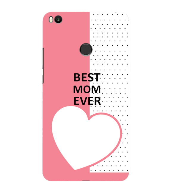 Love Mom Back Cover for Xiaomi Mi Max 2