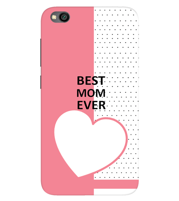 Love Mom Back Cover for Xiaomi Redmi Go
