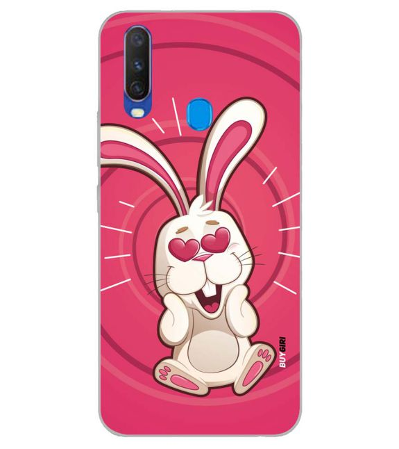 Love Rabbit Back Cover for Samsung Galaxy A60