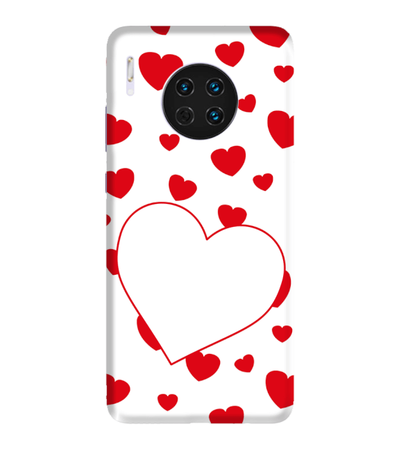 Loving Hearts Back Cover for Huawei Mate 30
