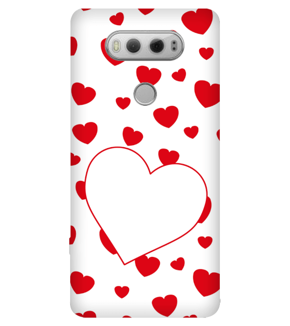 Loving Hearts Back Cover for LG V20