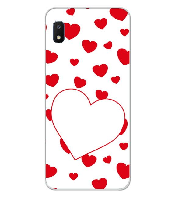 Loving Hearts Back Cover for Samsung Galaxy A10e