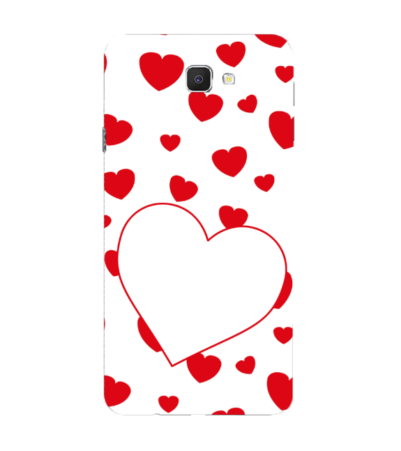 Loving Hearts Back Cover for Samsung Galaxy C9 Pro