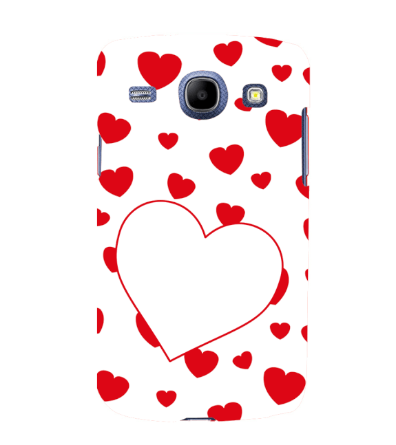 Loving Hearts Back Cover for Samsung Galaxy Core I8260