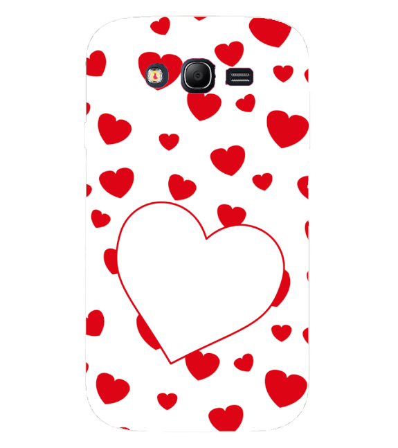 Loving Hearts Back Cover for Samsung Galaxy Grand I9082 : Grand Neo : Grand Neo Plus