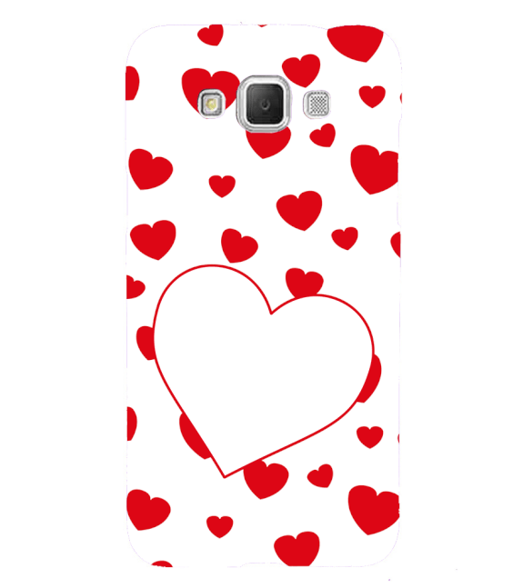 Loving Hearts Back Cover for Samsung Galaxy Grand Max G720