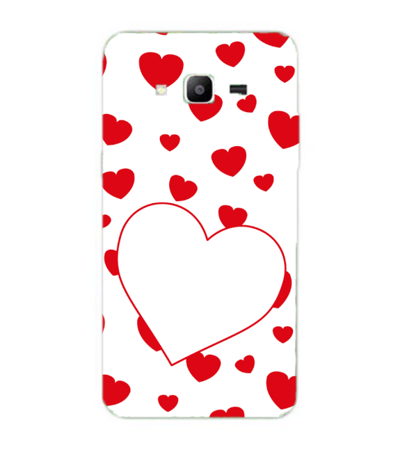 Loving Hearts Back Cover for Samsung Galaxy J2 Prime